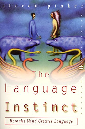 The best books on Empathy - The Language Instinct by Steven Pinker