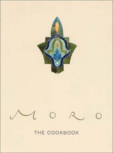 The best books on Spanish and Moorish Cooking - Moro: The Cookbook by Sam and Sam Clark & Samantha Clark