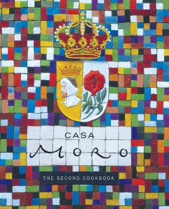 The best books on Spanish and Moorish Cooking - Casa Moro by Sam and Sam Clark & Samantha Clark