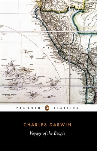 The best books on Prehistory - Voyage of the Beagle by Charles Darwin