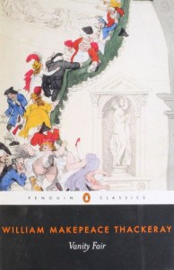The best books on The Regency Period - Vanity Fair by William Makepeace Thackeray