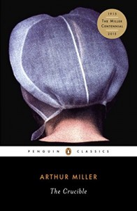 The best books on Freedom of Speech - The Crucible by Arthur Miller