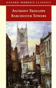 The best books on Victorian Fiction - Barchester Towers by Anthony Trollope