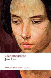 Audrey Penn recommends her Favourite Teenage Books - Jane Eyre by Charlotte Brontë