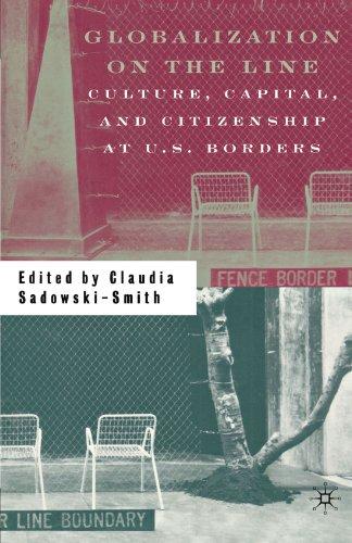 Claudia Sadowski-Smith on Border Stories - Globalization on the Line by Claudia Sadowski-Smith