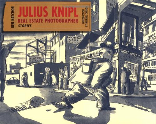 The best books on Picture Stories - Julius Knipl, Real Estate Photographer by Ben Katchor
