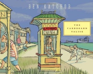 The best books on Picture Stories - The Cardboard Valise by Ben Katchor