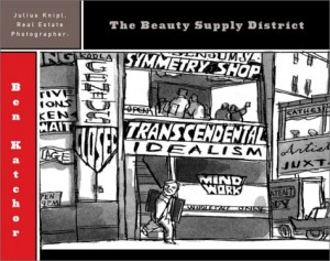 The best books on Picture Stories - The Beauty Supply District by Ben Katchor