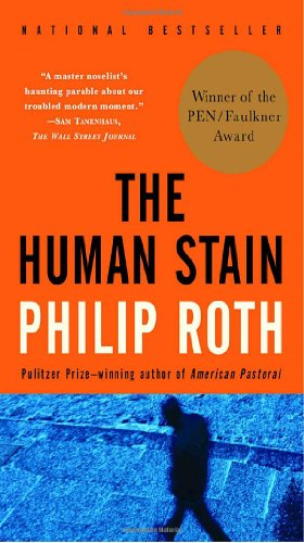 The best books on The Role of Religion - The Human Stain by Philip Roth