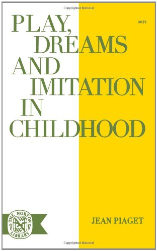 The best books on Play - Play, Dreams and Imitation in Childhood by Jean Piaget