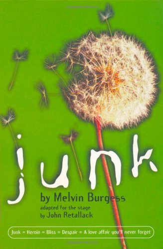 The best books on Children's and Young Adult Fiction: Junk by Melvin Burgess