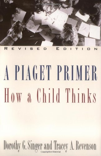 The best books on Play - A Piaget Primer by Dorothy Singer & Dorothy Singer and Jerome L Singer
