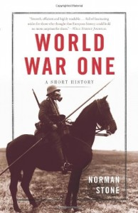 The best books on Turkish History - World War One by Norman Stone