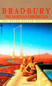The best books on Science Fiction - The Martian Chronicles by Ray Bradbury