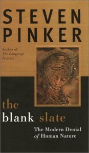 The best books on Neuroscience - The Blank Slate by Steven Pinker