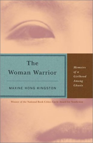 Eva Hoffman recommends the best Memoirs - The Woman Warrior by Maxine Hong Kingston