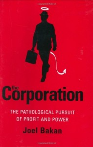 The best books on Renewable Energy - The Corporation by Joel Bakan