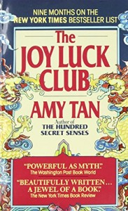 The Best San Francisco Novels - The Joy Luck Club by Amy Tan