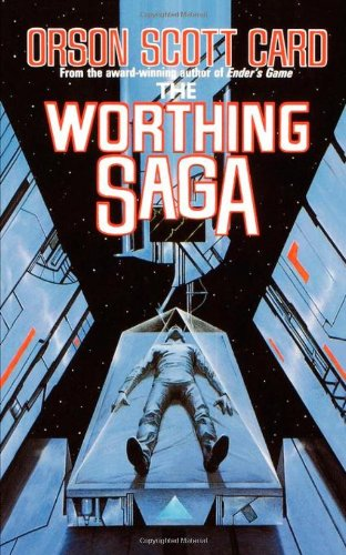 The best books on Science Fiction - The Worthing Saga by Orson Scott Card