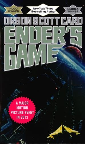 The best books on Science Fiction - Ender's Game by Orson Scott Card