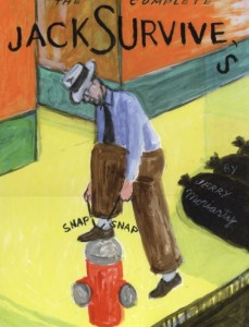 The best books on Picture Stories - The Complete Jack Survives by Jerry Moriarty