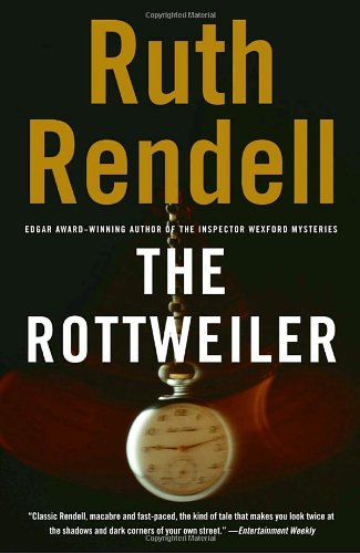 The best books on Perfume - The Rottweiler by Ruth Rendell