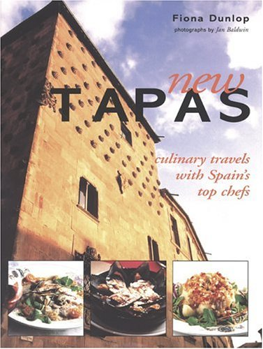 The best books on Spanish and Moorish Cooking - New Tapas by Fiona Dunlop