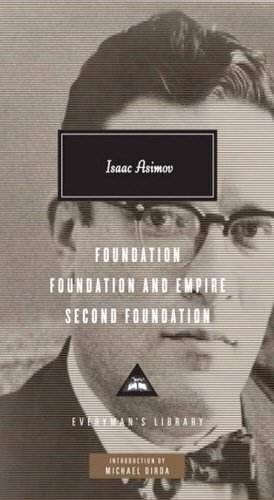 Books that inspired a Liberal Economist: Foundation Trilogy by Isaac Asimov