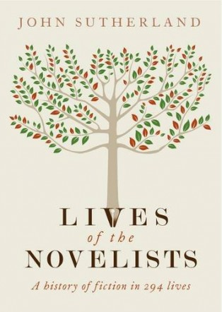 Lives of the Novelists by John Sutherland