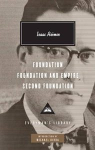 The best books on Science Fiction - Foundation Trilogy by Isaac Asimov