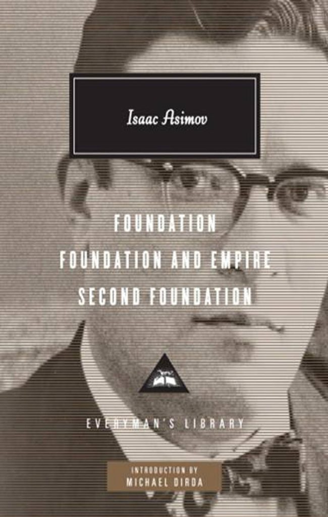 Books that Inspired a Liberal Economist - Foundation Trilogy by Isaac Asimov
