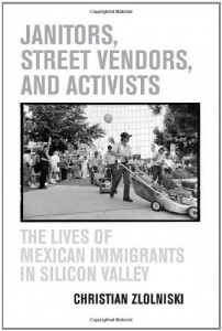 The best books on America's Undocumented Workers - Janitors, Street Vendors, and Activists by Christian Zlolniski