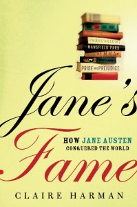 The Best Biographies - Jane's Fame by Claire Harman