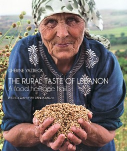 The best books on Spanish and Moorish Cooking - The Rural Taste of Lebanon by Chérine Yazbeck