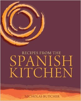 The best books on Spanish and Moorish Cooking - The Spanish Kitchen by Nicholas Butcher
