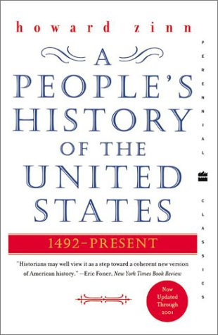 The best books on The Roots of the Occupy Movement: A People's History of the United States by Howard Zinn