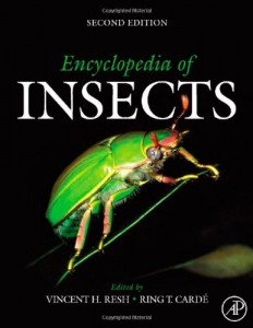 The best books on Bugs - Encyclopedia of Insects by Vincent H Resh and Ring T Cardé
