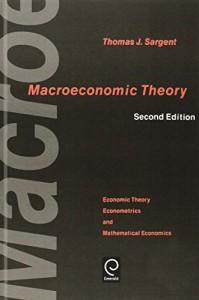 The best books on Econometrics - Macroeconomic Theory by Thomas Sargent