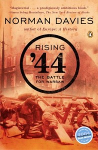 The best books on Europe's Vanished States - Rising '44 by Norman Davies