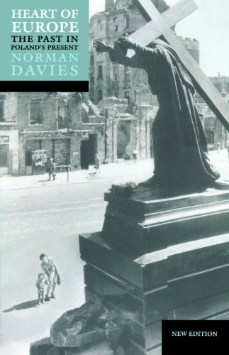 The best books on Europe's Vanished States - Heart of Europe by Norman Davies