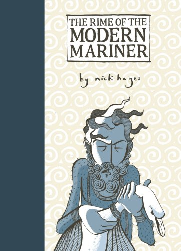 The best books on Ocean Life - The Rime of the Modern Mariner by Nick Hayes