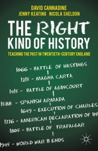 The best books on British Empire - The Right Kind of History by David Cannadine & David Cannadine, Jenny Keating and Nichola Sheldon