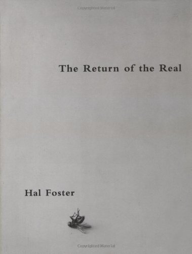 The best books on Pop Art - The Return of the Real by Hal Foster
