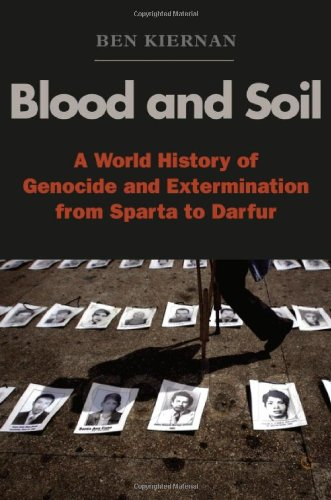 The best books on Genocide - Blood and Soil by Ben Kiernan