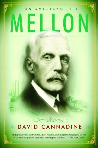 David Cannadine recommends the best books on the British Empire - Mellon by David Cannadine