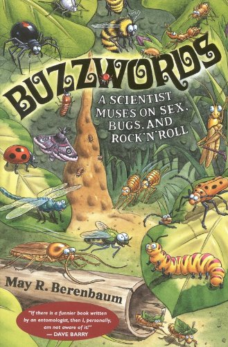 The best books on Bugs - Buzzwords by May Berenbaum