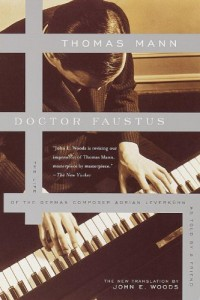 Alex Ross recommends the best Writing about Music - Doctor Faustus by Thomas Mann