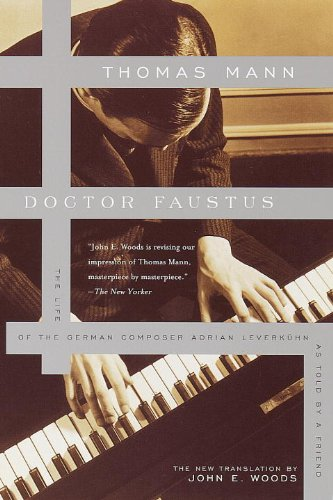 Michael Fried recommends the best book on the Philosophical Stakes of Art - Doctor Faustus by Thomas Mann