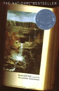 Allegra Goodman recommends the best Jewish Fiction - Kaaterskill Falls by Allegra Goodman