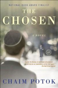 Allegra Goodman recommends the best Jewish Fiction - The Chosen by Chaim Potok